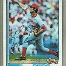 1982 Topps Baseball #97 Paul Moskau Reds Pack Fresh