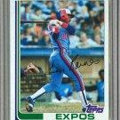 1982 Topps Baseball #70 Tim Raines Expos Pack Fresh