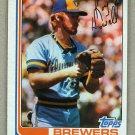 1982 Topps Baseball #68 Roy Howell Brewers Pack Fresh