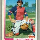 1982 Topps Baseball #54 Ron Hassey Indians Pack Fresh