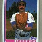 1982 Topps Baseball #48 Bobby Castillo Dodgers Pack Fresh