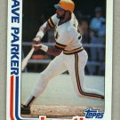 1982 Topps Baseball #41 Dave Parker Pirates Pack Fresh