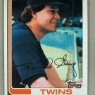 1982 Topps Baseball #18 Fernando Arroyo TwinsPack Fresh