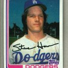 1982 Topps Baseball #14 Steve Howe Dodgers Pack Fresh