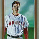 2010 Topps 206 Bronze #232 Joe Saunders Angels - Pack Fresh