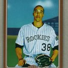 2010 Topps 206 Bronze #238 Ubaldo Jiminez Rockies - Pack Fresh