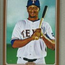 2010 Topps 206 Bronze #242 Julio Borbon Rangers - Pack Fresh
