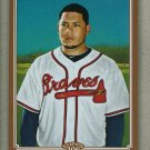 2010 Topps 206 Bronze #281 Melky Cabrera Braves - Pack Fresh