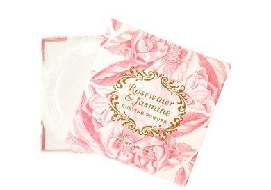 #1 Seller Rosewater & Jasmine Dusting Powder
