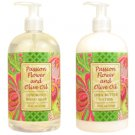 Passion Flower Olive Oil Lotion or Hand Soap