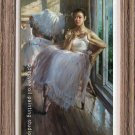 ART OIL PAINTING Charming Ballet Girl Portraits ON SALE