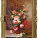 ART SALE OIL PAINTING PAINTING FLOWER STILL LIFE
