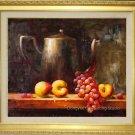 "Art Oil Paintings Impressionism Still Life Fruit 20x24"""
