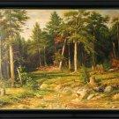 "Repro-Shishkin-Mast pine forest in Viatka Province 48"""
