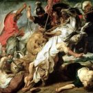 Custom Painting-old master-PeterPaul Rubens-Lion Hunt