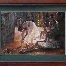 "ART OIL PAINTING REPRO ORIENTAL FIGURES BALLET GIRL 36"""
