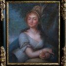 Vladimir Borovikovsky-Portrait of E. N. Arsenyeva. 1796