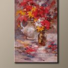 Impressionism Oil Painting Hand Painted Wall Art Flower