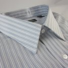 NEW TASSO ELBA DRESS SHIRT  XXL 18  36/37  Egyptian Cotton NWOT