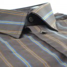 NEW BEN SHERMAN DRESS SHIRT XL 17 32/33 $70 England NWT