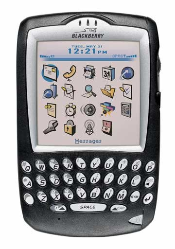 RIM Blackberry 7750 - Sprint Network