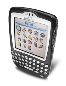 RIM Blackberry 7730 - Tmobile Network