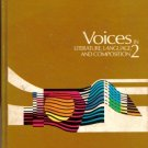 Voices In Literature, Language, And Composition 2 1972