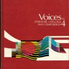 Voices In Literature, Language, And Composition 4 1972