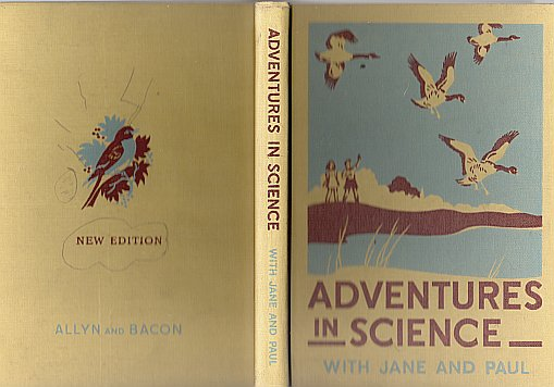 Adventures In Science With Jane And Paul-The Rainbow Readers Yellow III Capenter,Baily,Stroetzel '49