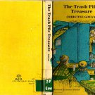 The Trash Pile Treasure by Christine Govan 1970 Illustrated VINTAGE