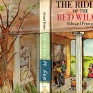 The Riddle of the Red Whale by Edward Fenton 1966 VINTAGE