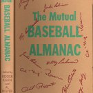 The Mutual Baseball Almanac by Roger Kahn and Al Helfer 1954 VINTAGE