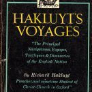 The Portable Hakluyt's Voyages - Preacher/Student Christ Church Oxford 1968