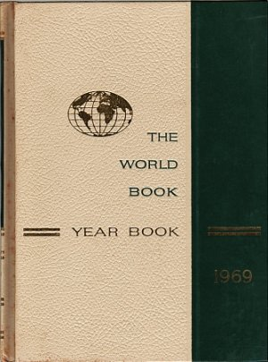 The World Book Year Book 1969