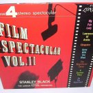Phase 4 Stereo Film Spectacular Vol II (2) records London Orchestra - Stanley Black LP 33 VINTAGE