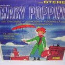 Mary Poppins Songs from the Movie Cheltenham Orchestra and Chorus LP Record 33⅓ VINTAGE 1964