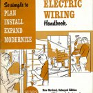 Simplified Electric Wiring Handbook, Sears Roebuck and Co 1964 VINTAGE