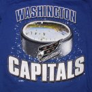 Washington Capitals Jersey NHL Ice Hockey Rink Child Med ¾ sleeve Cotton NEW FREE S&H in USA
