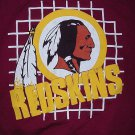 Washington Redskins NFL Sweatshirt Burgundy Youth Medium Sports Football VTG NEW FREE S&H in USA