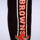 Cleveland Browns Football Sweatpants/Pants Dk Brown Child 2T Vintage NEW no tags FREE SHIPPING in US