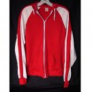 Sportswear Hoody Zip Zipper Jacket Adult/Youth Hoodie/Hooded Pockets Exercise/Jogging VINTAGE NEW