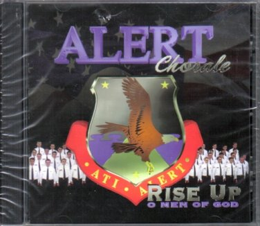 Alert Choral Rise Up O Men Of God-CD Institute In Basic Principles Of Life NEW in shrink wrap 1997