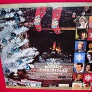 A Very Merry Christmas Volume IV~Grants LP 33⅓-Streisand/Cash/Crosby/Torme/Andrews/Gorme/Bennett