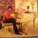 Christmas with Dino Playing Your Favorite Carols concert piano record LP 33⅓ EUC