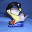 "Goose Water Fowl Ceramic Figurine 2½""Tall Made In Japan Collectible VTG EUC No nicks,scratches,chip"
