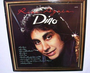 Dino Rise Again gospel Christian music piano record 1979 LP 33� EUC Hallelujah Chorus, He's Alive