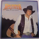 Dennis Agajanian Rebel To The Wrong gospel country Christian music LP 33⅓ Fool's Gold, Child's Cry