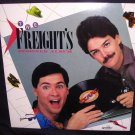 Issac Air Freight:The Freights Designer Album Christian comedy 1984 LP 33⅓ Leave It To Squirrellie