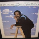 Leon Patillo~The Sky's The Limit gospel Christian music record 1984 LP 33⅓ Love Calling,Fear Not