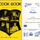 Cook Book-American Business Women's Association-Favorite Recipes From Our Best Cooks-Indianapolis'81